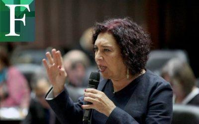 Vinculan a Tamara Adrián con el mayor caso de corrupción en Pdvsa