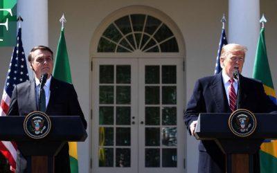 Bolsonaro y Trump podrían abordar crisis venezolana