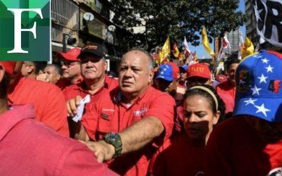 Cabello convocó a contramarcha oficialista para este 10 de marzo