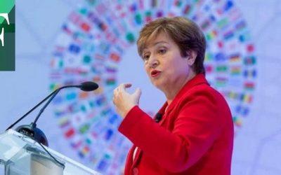 FMI afirmó que la economía mundial entró en recesión por pandemia