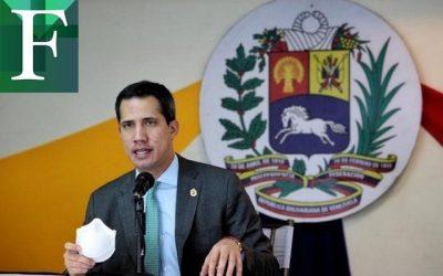 Guaidó pide al régimen permitir el ingreso de ayuda humanitaria