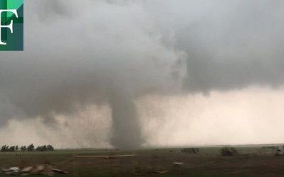 Tornados al sur de EE. UU. dejan al menos 19 muertos