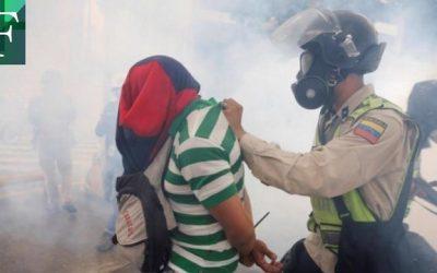 Violencia, la respuesta del chavismo
