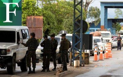 Brasil cierra parcialmente frontera con Venezuela para frenar coronavirus