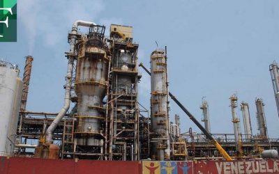 Refinerías venezolanas, destrucción en cámara lenta
