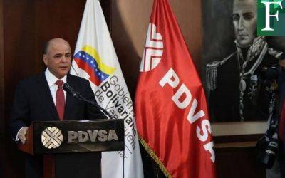 Manuel Quevedo habló sobre su destitución de Pdvsa