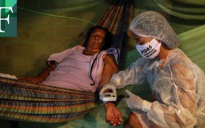 Más de 3,5 millones de casos declarados de coronavirus en el mundo