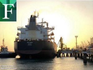 Petunia tercer buque iraní con gasolina arribó a El Palito