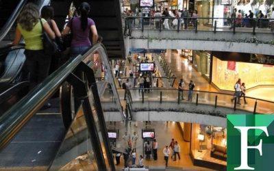 Medidas que se aplicarán en los centros comerciales en su reapertura