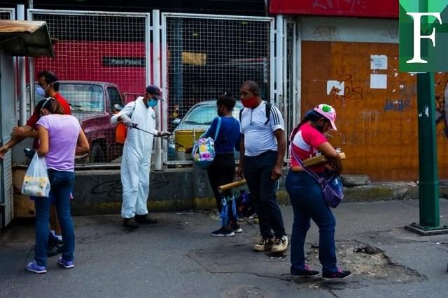 Venezuela registró 152 contagios de coronavirus en un día