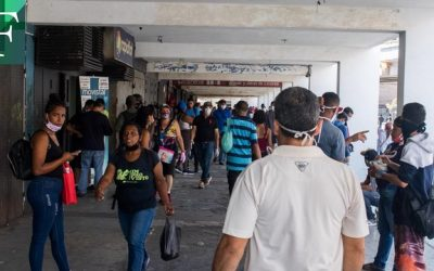 COVID-19 podría registrar 4.000 casos diarios en Venezuela