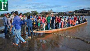 Embarcación venezolana en cuarentena en Trinidad y Tobago
