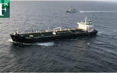 Llegó más gasolina iraní Faxon y el Fortune trajeron combustible sin hacer ruido