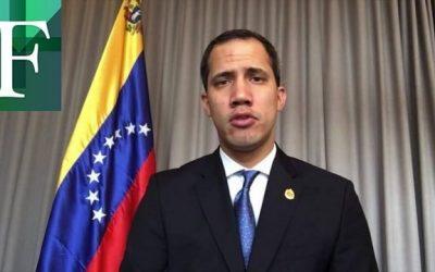 Guaidó: Enviaré un mensaje al país luego de las mentiras de la dictadura