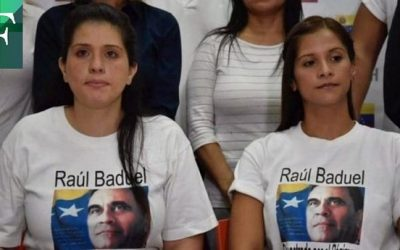 Hijas de Baduel: Denunciamos desaparición forzada de nuestro hermano