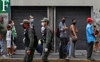 Al menos 10 personas han sido detenidas en Venezuela por informar sobre el covid-19
