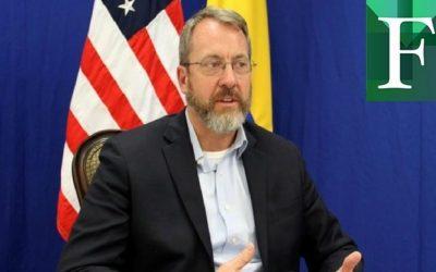 """James Story negó participación de EE UU en Operación Gedeón: """"Nosotros somos el país que encontró a Osama bin Laden"""""""