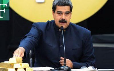 Bloomberg: Irán se lleva el oro de Venezuela por crisis de gasolina