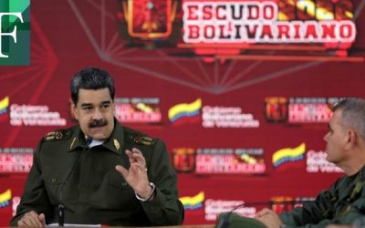 Maduro promete  flexibilización de la cuarentena y habla de misiles