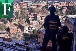 Todavía se desconocen las identidades de los 12 ultimados durante operativo en Petare