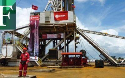 Exportaciones de crudo en Venezuela aumentaron durante abril