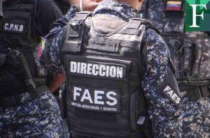 MP solicitó detención de seis FAES por caso de Zulia