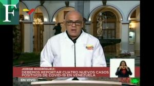 Con 56 nuevos casos, Venezuela llega a 1177 pacientes de COVID-19