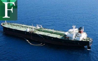 Un buque con combustible se dirige a Venezuela