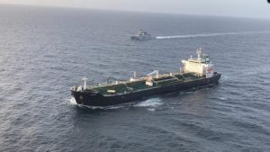 Petrolero iraní llega a aguas venezolanas a pesar de la advertencia