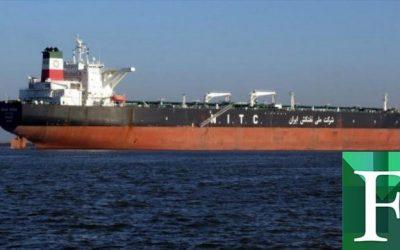 Buques con combustible iraní podrían llegar esta semana