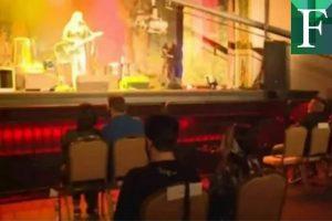 Primer concierto con distanciamiento social en Estados Unidos