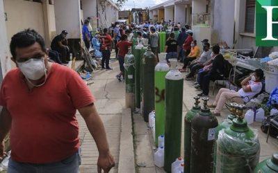 Perú supera los 92.000 casos mientras colapsan los hospitales de Lima