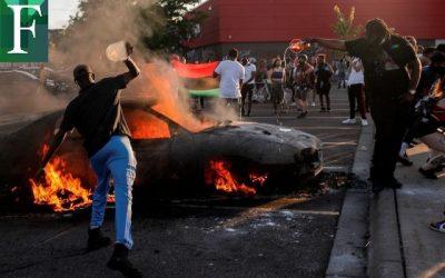 Disturbios tras la muerte de afroamericano por la policía arrecian