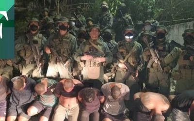 Régimen anunció más detenidos por Operación Gedeón