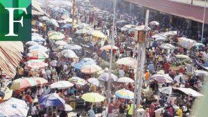 Cerraron el mercado de Las Pulgas por ser foco de COVID-19