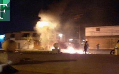 Disturbios en Guacara y  Valencia por gasolina