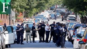 Condenan a chavistas que invadieron la Embajada de Venezuela en Washington en 2019