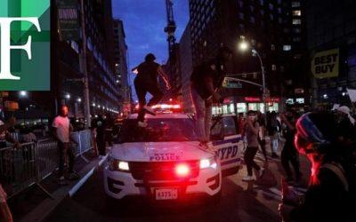 """""""Reclamar justicia no implica asaltar un banco o una tienda en EEUU"""""""