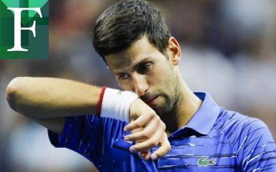 Djokovic dio positivo para covid-19 y crece el escándalo tras el torneo que organizó
