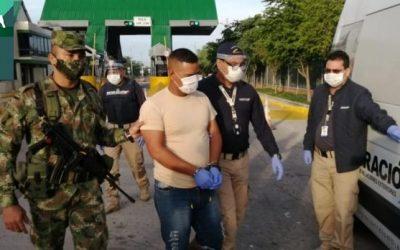 Colombia suspendió expulsión de espía venezolano para someterlo a la justicia