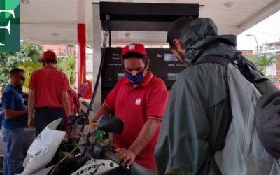 Gasolina iraní no cumple con los estándares de calidad