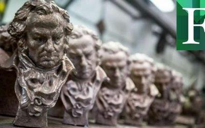 Edición 35 de los Premios Goya se celebrará el 27 de febrero