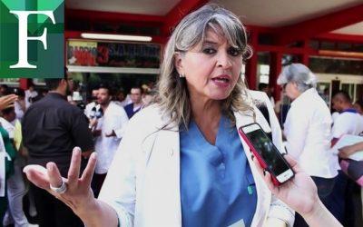 Cicpc citó a declarar a la presidenta del Colegio de Enfermería del Zulia