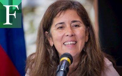 Maduro expulsó a la embajadora de la UE en Venezuela