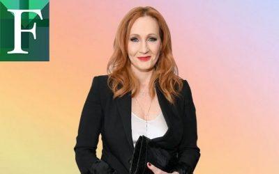 J.K. Rowling es acusada de transfobia en Twitter