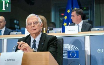 Borrell: Misión a Caracas no cambia política de la UE