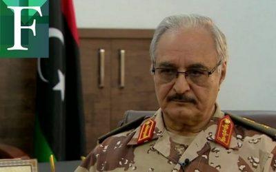 EE UU investiga presuntos negocios petroleros de líder rebelde Libio  con el régimen