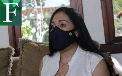 Laidy Gómez respondió las amenazas del régimen: «Si quieren venir por mí, estoy en la calle»