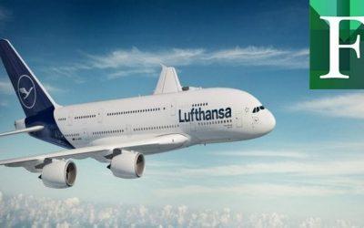 Lufthansa anuncia que suprimirá 22.000 puestos de trabajo