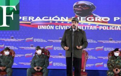 Maduro: Yo personalmente organicé el plan contra la Operación Gedeón